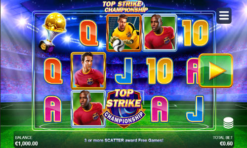 Top Strike Championship free slot