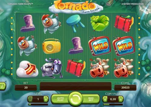 Tornado Farm Escape free slot