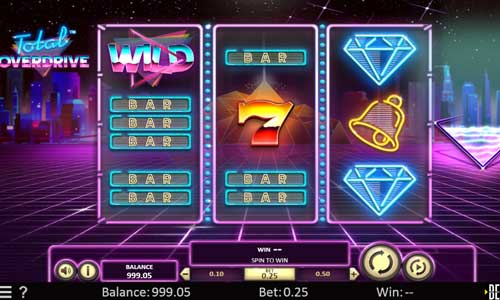 Total Overdrive free slot