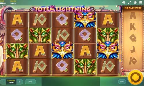 Totem Lightning casino slot
