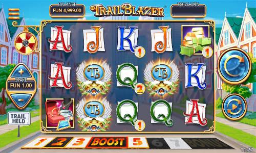 Trail Blazer free slot