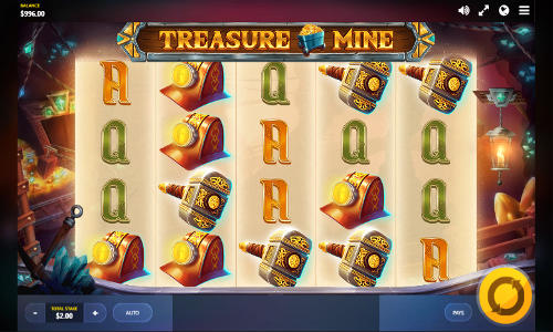Treasure Mine free slot