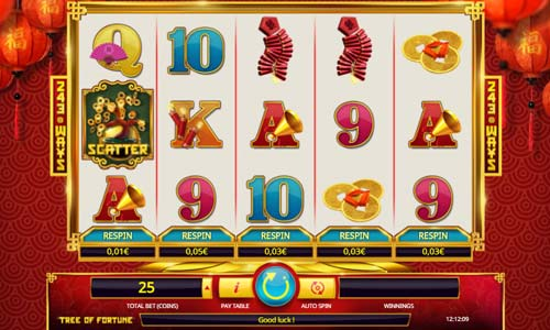 Tree of Fortune free slot