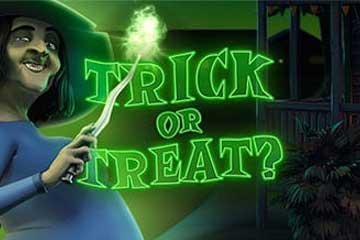 Trick or Treat slot Leander Games