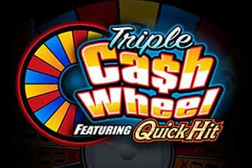 Triple Cash Wheel free slot