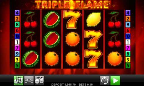 Triple Flamewin both ways slot