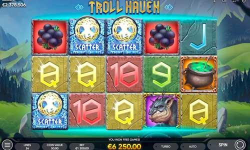 Troll Haven free slot