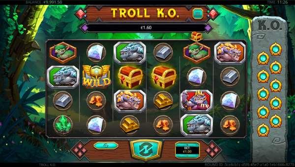 Troll KO slot