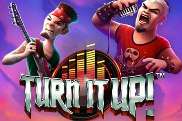 Turn it Up slot Push Gaming