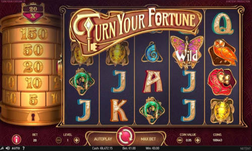 Turn Your Fortune free slot