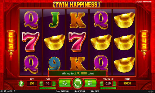 Twin Happiness free slot