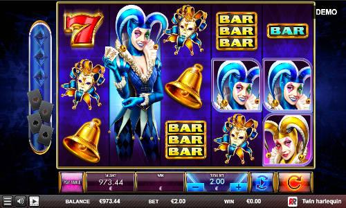 Twin Harlequin free slot
