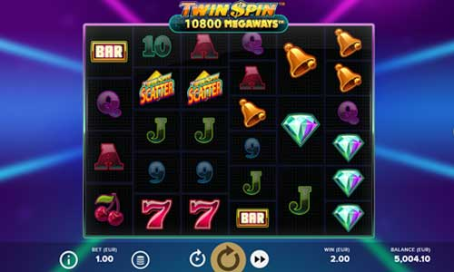 Twin Spin Megaways free slot