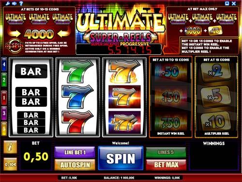 Ultimate Super Reels free slot