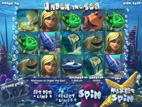 Under the Sea free slot