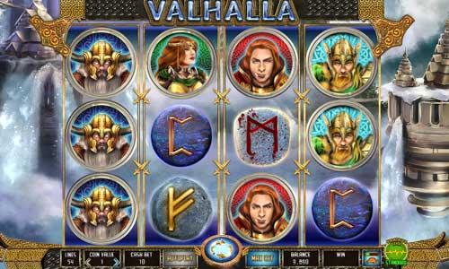 Valhalla free slot