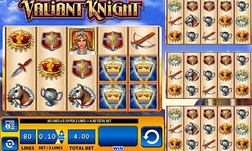 Valiant Knight free slot