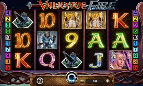Valkyrie Fire free slot