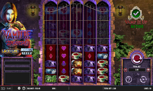 Vampire Desire free slot
