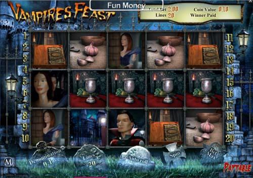Vampires Feast slot