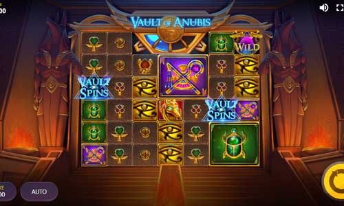 Vault of Anubis free slot