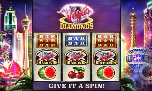 Vegas Diamonds free slot