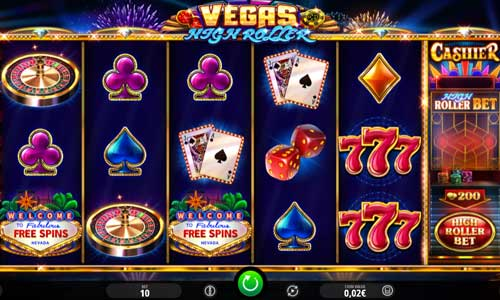 Vegas High Roller free slot
