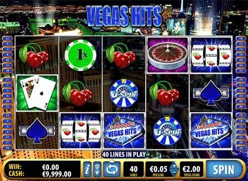 Vegas Hits free slot