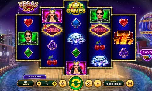 Vegas Luxwin both ways slot