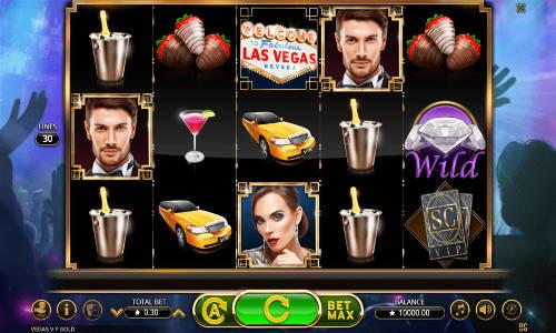 Vegas VIP Gold free slot