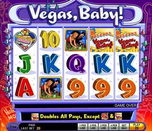 Vegas Baby free slot