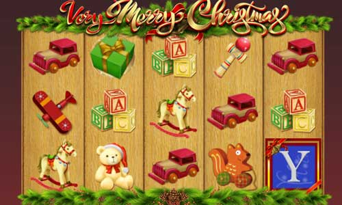 Very Merry Christmas free slot