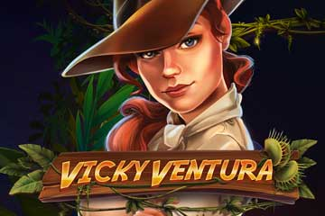 Vicky Ventura slot Red Tiger Gaming