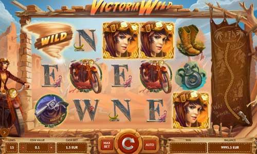 Victoria Wild casino slot