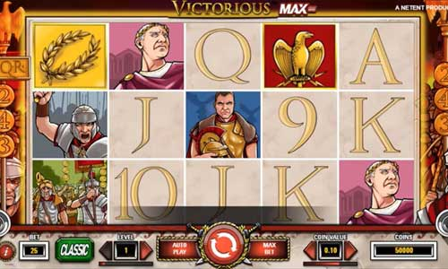 Victorious MAX free slot