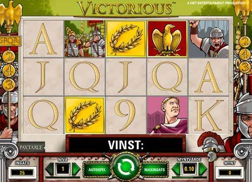 Victorious free slot