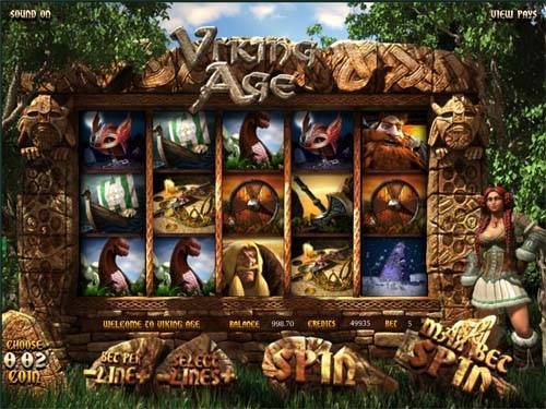 Viking Age free slot