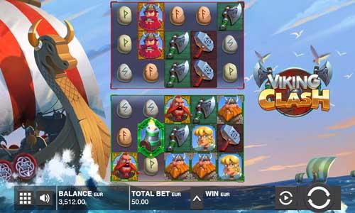 Viking Clash free slot