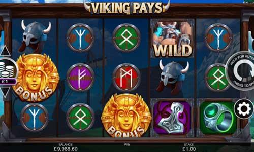 Viking Pays free slot
