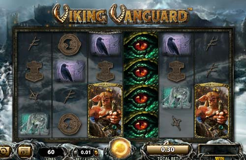 Viking Vanguard free slot
