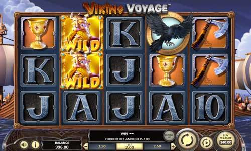 Viking Voyage free slot