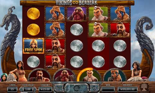 Vikings Go Berzerk free slot