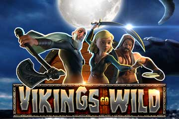 Vikings Go Wild casino slot