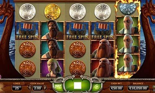 Vikings Go Wild free slot