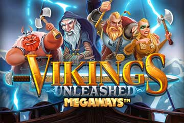 Vikings Unleashed Megaways free slot