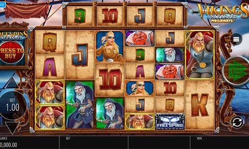 Vikings Unleashed Megaways casino slot