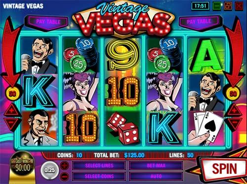 Vintage Vegas free slot