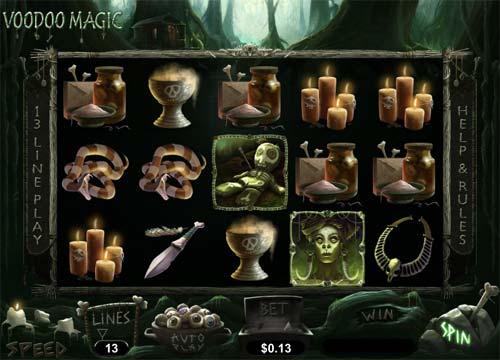 Voodoo Magic free slot