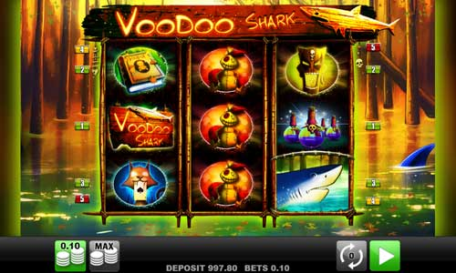 Voodoo Shark free slot