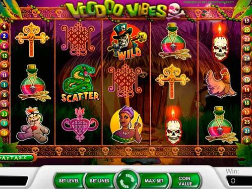 Voodoo Vibes free slot